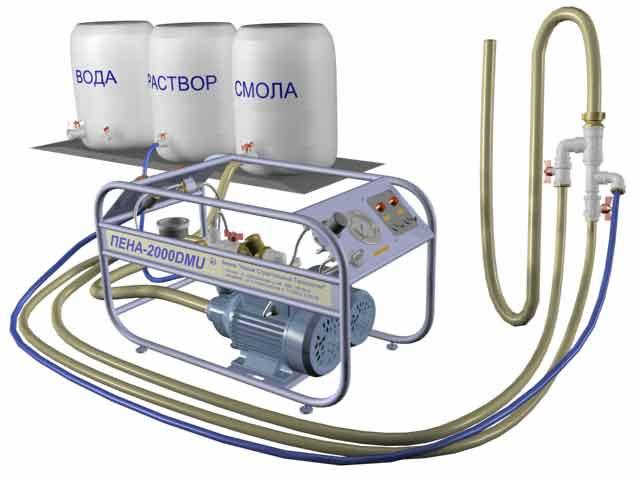 Оборудование по производству пеноизола своими руками